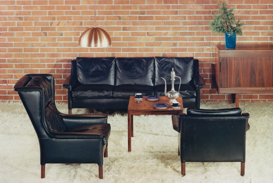 Gerhard Berg. Modell: Classic. Produsert av Stokke Fabrikker. Tegnet og i produksjon fra 1965.