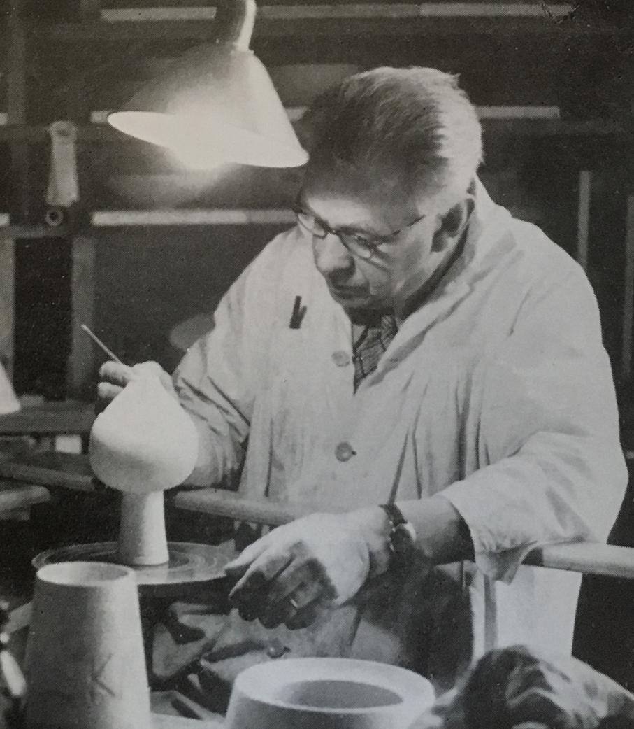 Wilhelm Kåge.