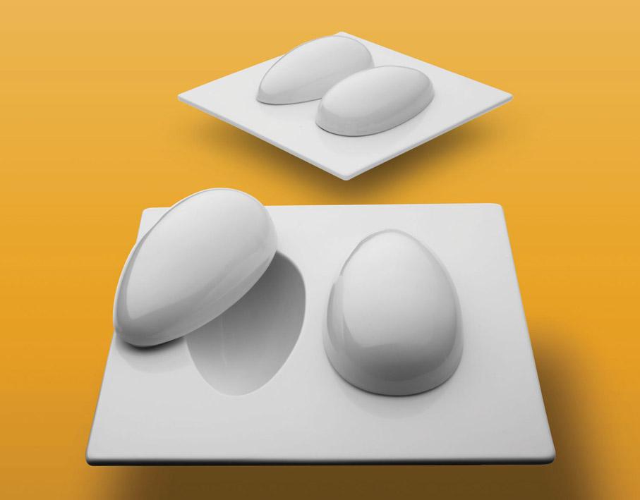 Jens Olav Hetland. Modell: Figgjo Egg. Produsert av Figgjo. I produksjon fra ca. 2000. (Foto: Figgjo)