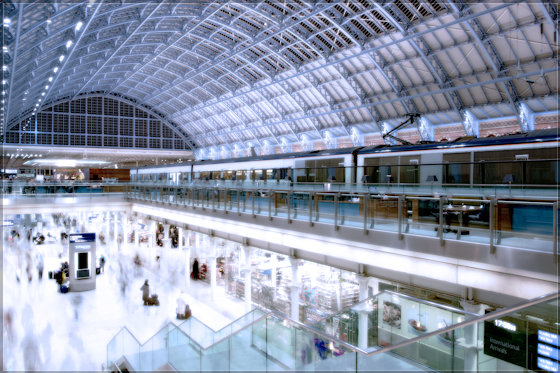 St Pancras Refurbishment