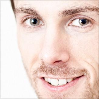 Mat Smith Photography - Radio 4 Actor Tom Graham (Tom Archer) at home - studio quality sharpness