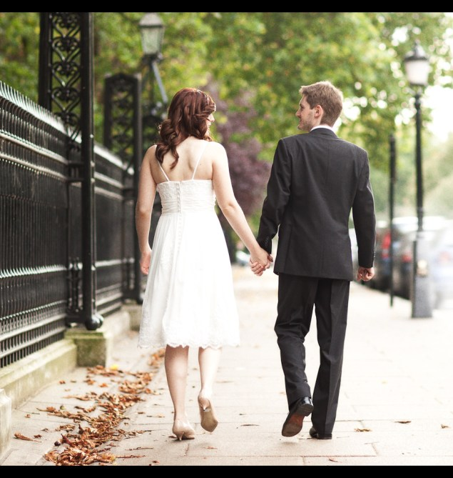 Regent's Park Autumn Wedding - Mat Smith Photography