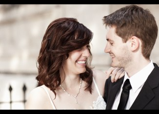Regent's Park Autumn Wedding - Smile by Church - Mat Smith Photography