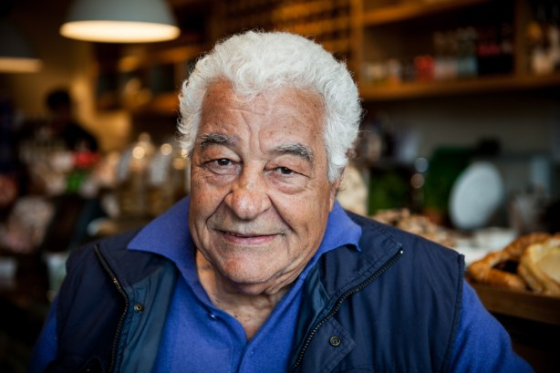 Mat Smith Photography - Antonio Carluccio Chef London