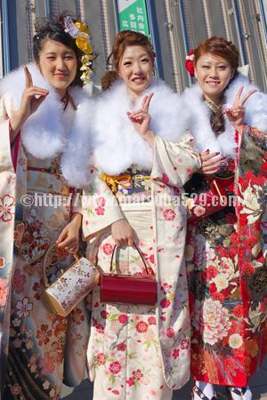 三重県伊勢市2016成人式14