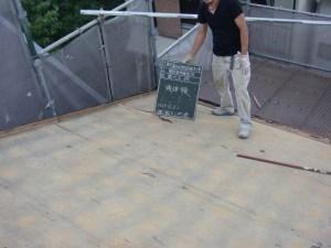 屋根軽量化工事