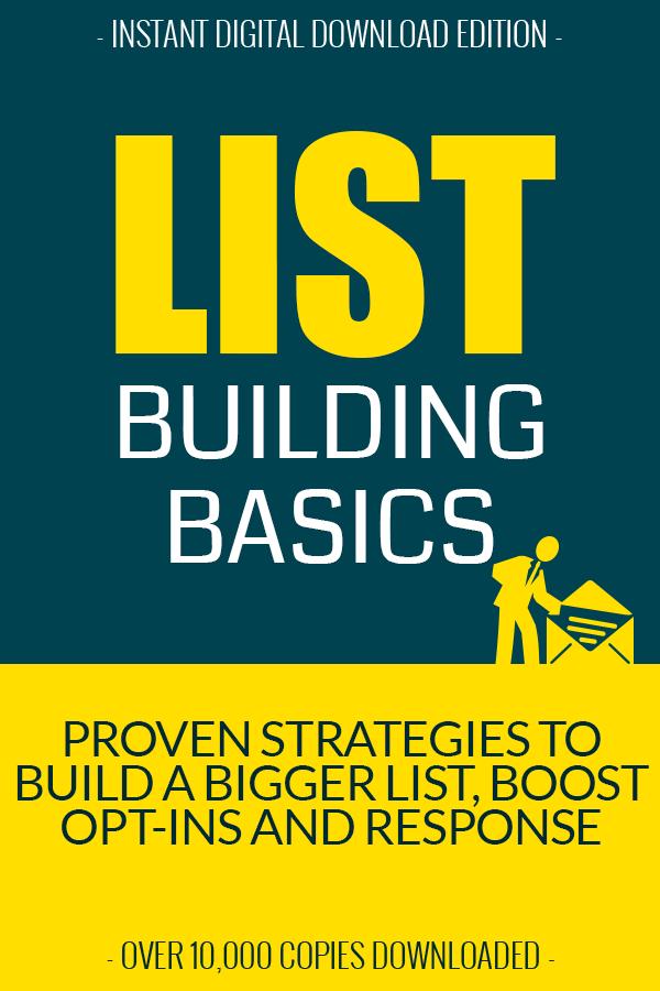 List Building Basics