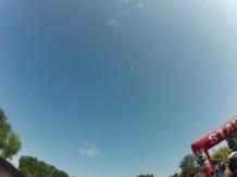 Foam in the sky!