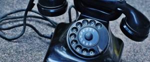 1955 rotary phone