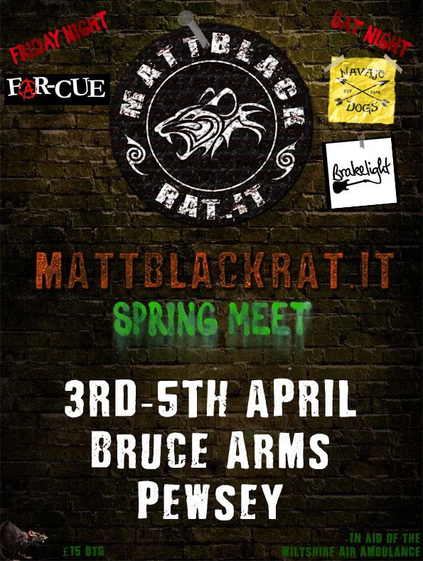 mbr-spring Meet