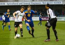 Dover v Leamington in the FA