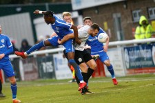 Dover Athletic v Guiseley FC