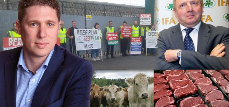 Carthy calls on Minister Creed to intervene in Beef Agreement delays or risk new protests