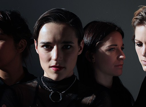 Review of new Savages album 'Adore Life'