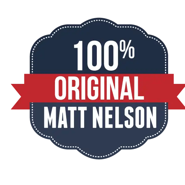 The Real Matt Nelson – Part 1: Finding Myself On Google