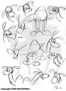 camel character sheet