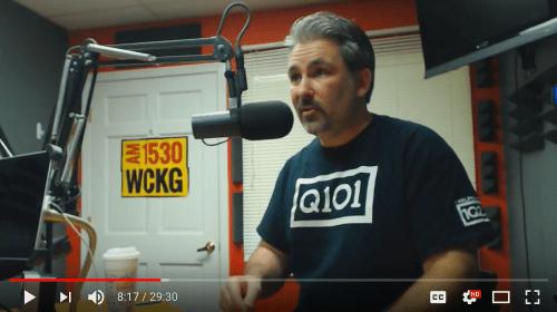 Matt Dubiel WCKG Q101