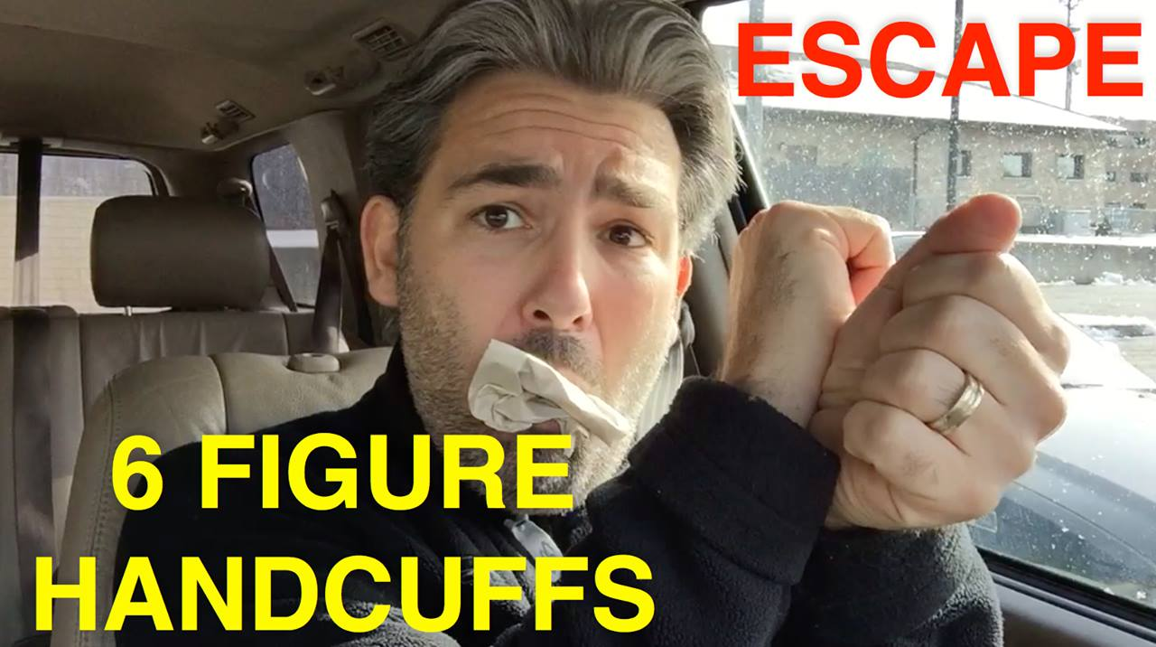How to escape your six figure handcuffs