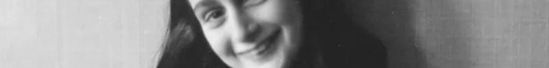 «Anne Frank conosce cose di me»