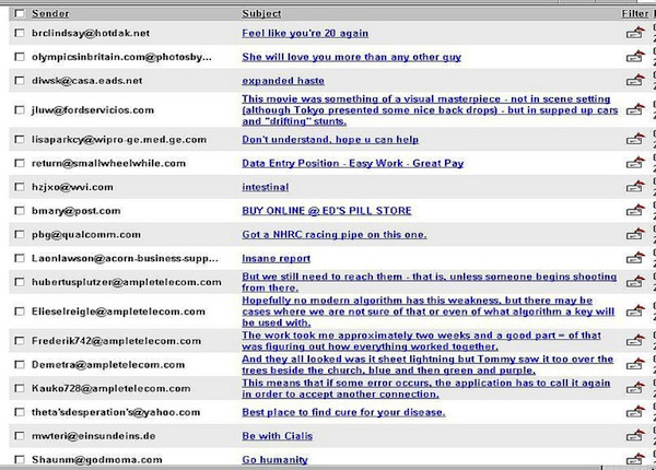 Email writing tips how to write email subject lines that your crappy email subjects altavistaventures Gallery