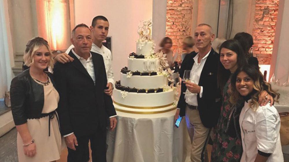 Matteo Manzotti all'Italian Wedding Style