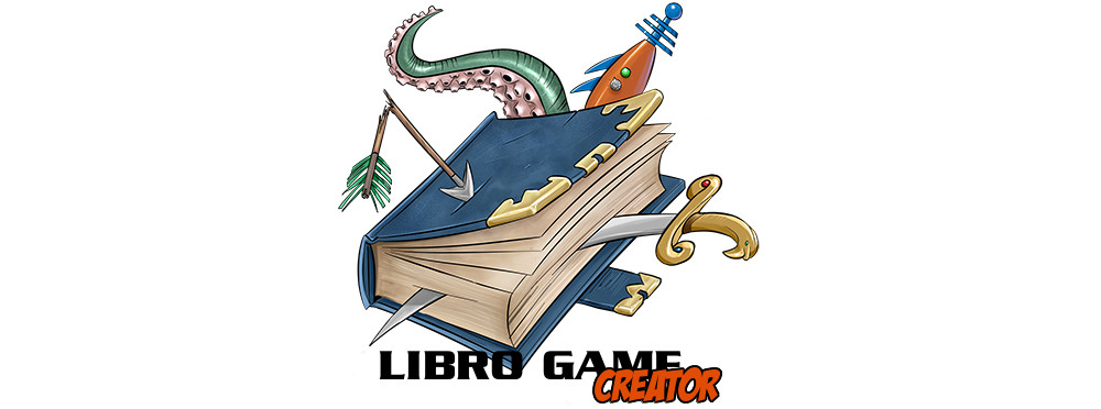 LibroGameCreator 3.1.6 in italiano