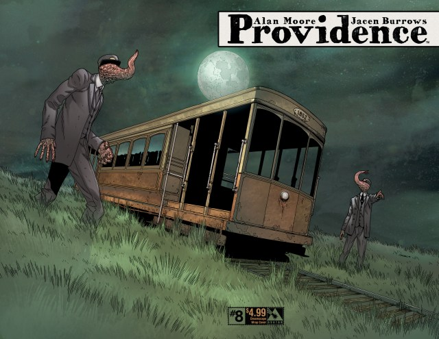 Providence Alan Moore