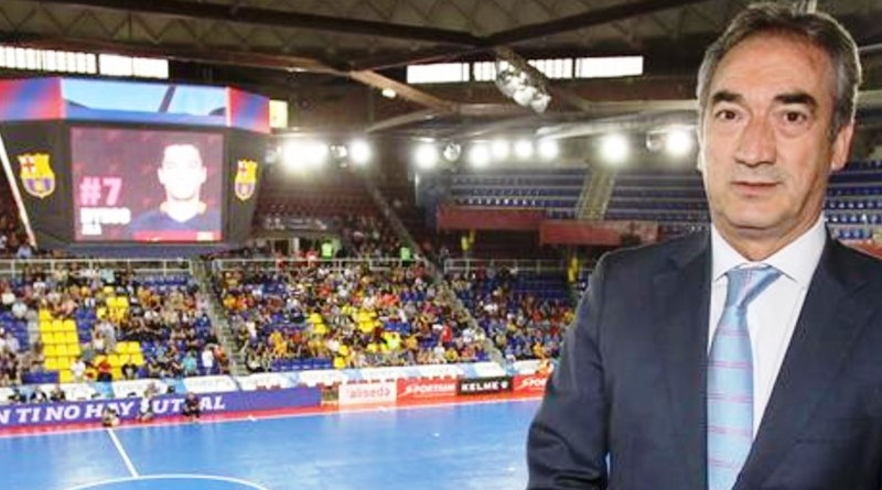 futsal psychology javier lozano spain coach