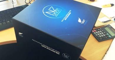 Futsal World Cup: New Zealand Football bid.