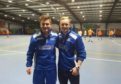 Futsal World Record: Lee Knight Foundation