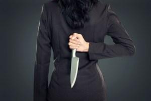 stabbing-in-the-back