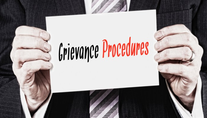 grievance-procedures
