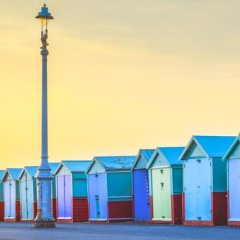 Brighton & Hove Beach Huts Photo | Brighton Photography Gallery