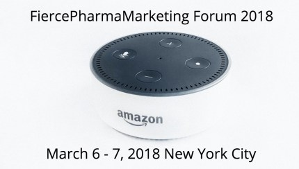 FiercePharmaMarketing Forum 2018