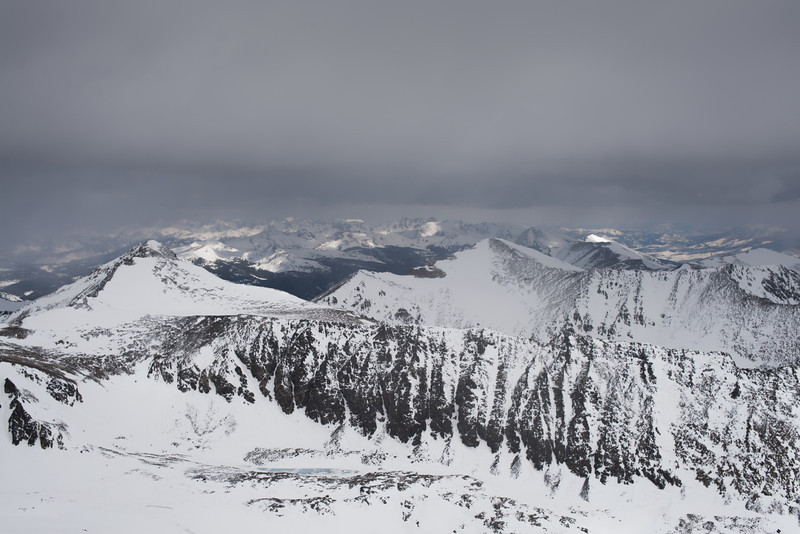 View from Quandary