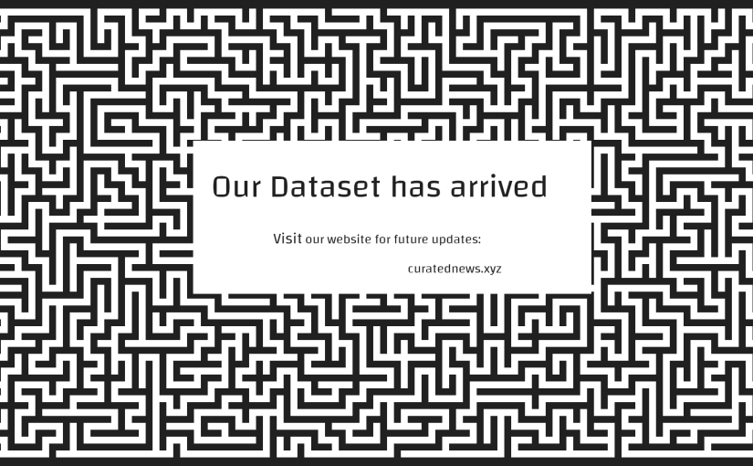 Datasets and diction