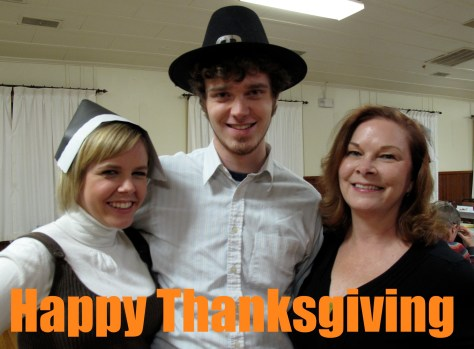 Happy Thanksgiving from Matthew Hurst and family