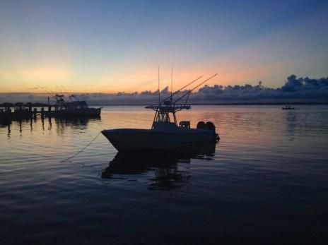 Fair Harbor sunset