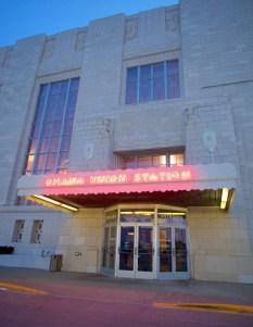 Omaha Union Station Entrance