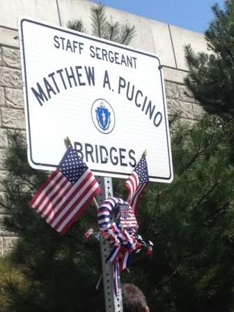 Matthew's sign is complete
