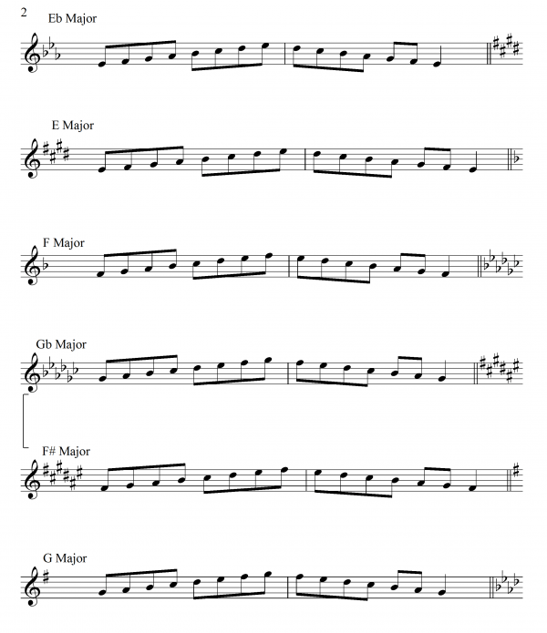 major-scales-saxophone-page-2