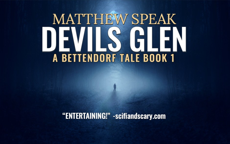 Devils Glen New Cover!
