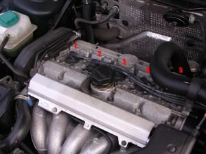 Spark Plug Change Tutorial: Volvo 850, S70, V70, XC70, C70  Matthews Volvo Site