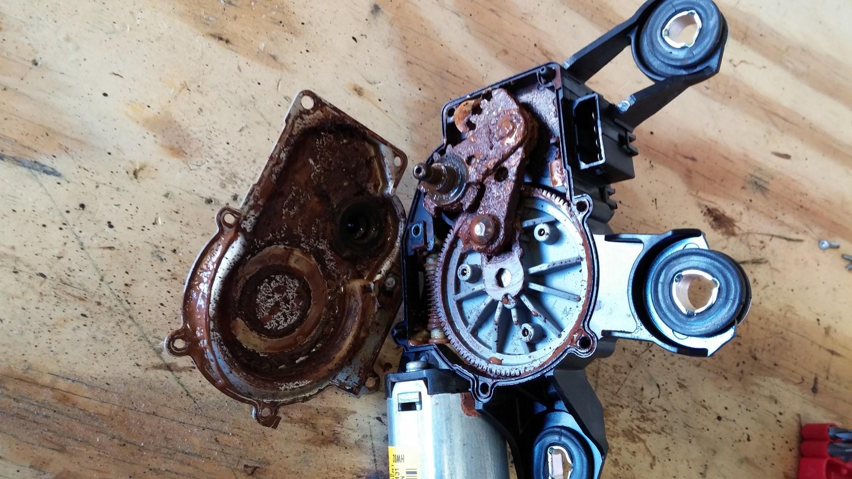 Audi A4 Rear Wiper Motor Wiring Diagram Easy Diagrams Switch 2007 A6 Avant Repair Matthew Varas B7