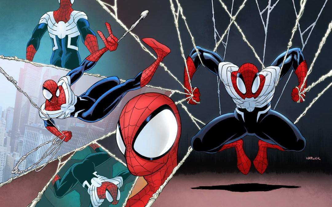 Spider-Man Webhead 2.0 Redesign