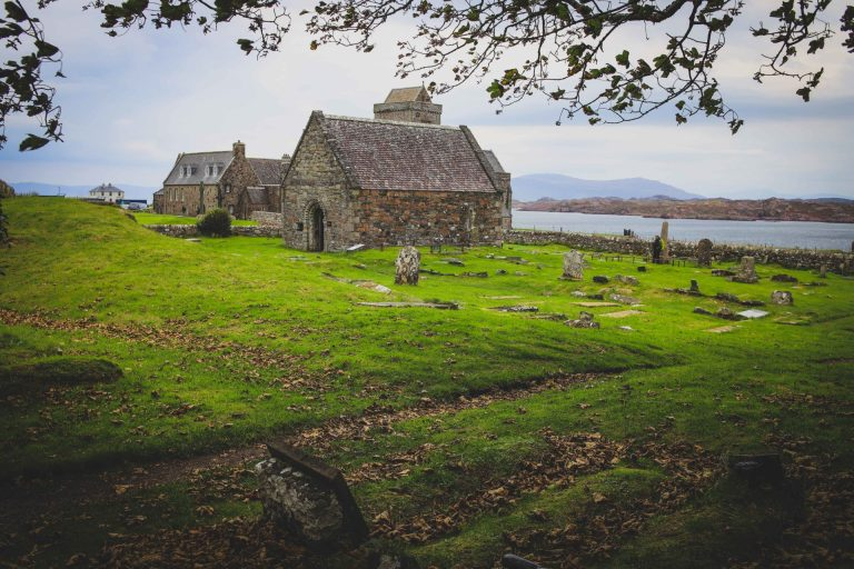 Photos and Notes from Iona