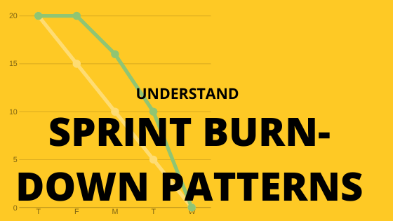 Understand Sprint Burn-Down Patterns