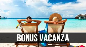 Tax credit vacanze