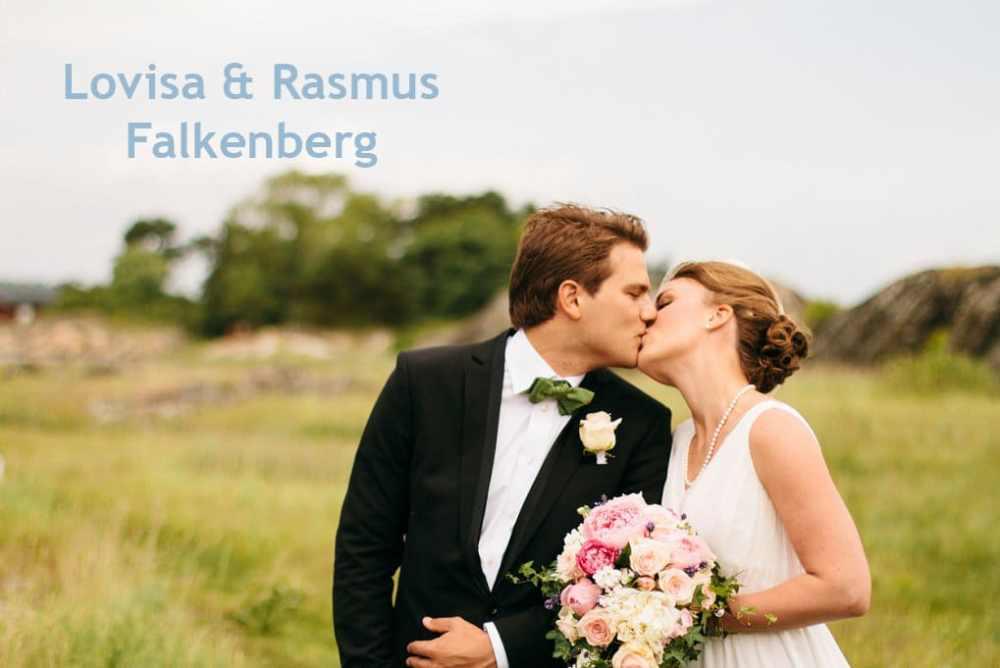 Beautiful swedish summer wedding