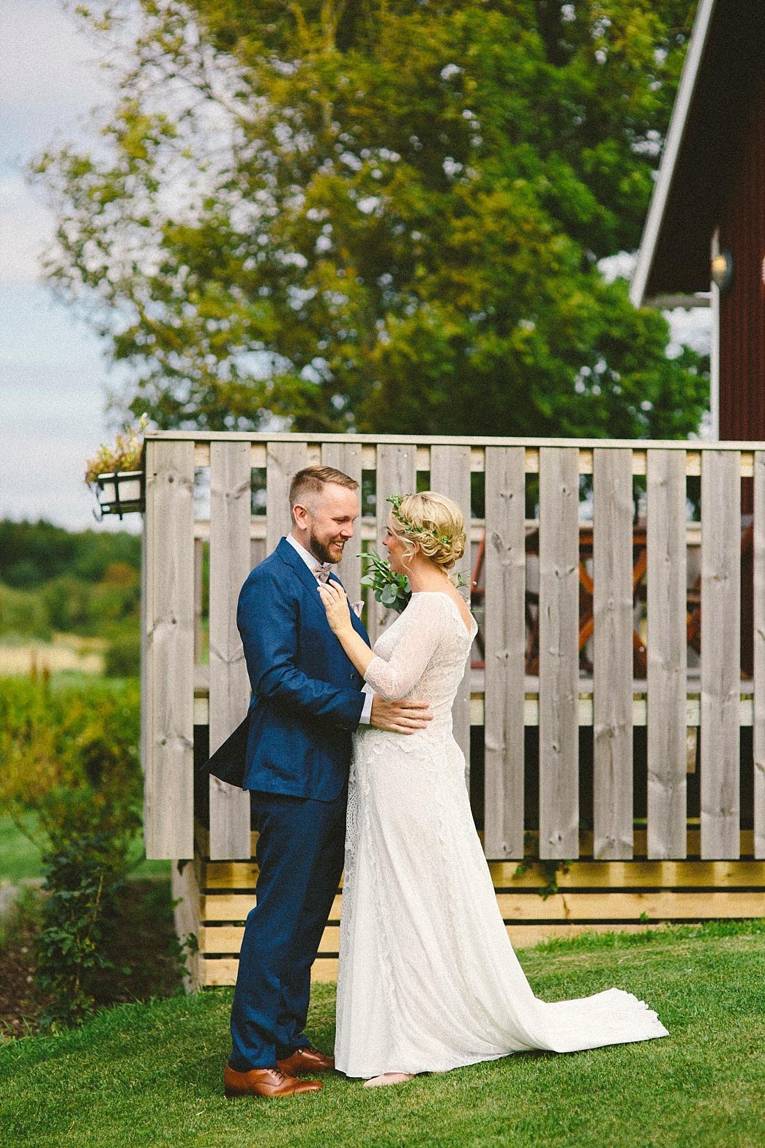 bröllop orust tofta gård